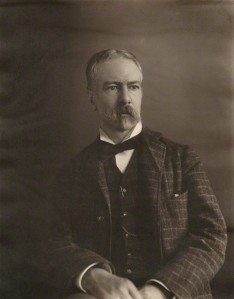Charles Carleton Massey by Eveleen Myers (née Tennant)